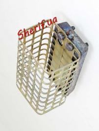 Кормушка фидерная прямоугольная метал. 125г