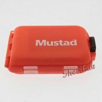 Коробка для крючков Mustad № 13 оранж.