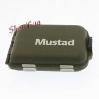 Коробка для крючков Mustad № 1