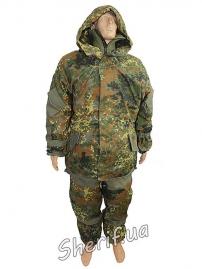 Зимняя военная форма Горка-М2 BW Flecktarn