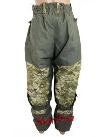 Зимняя военная форма Горка-М2 Digital ВСУ-5