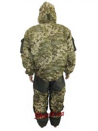 Зимняя военная форма Горка-М2 Digital ВСУ-3