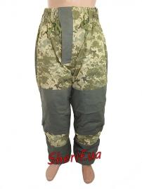 Зимняя военная форма Горка-М2 Digital ВСУ-4