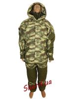 Зимняя военная форма Горка-М2 камуфляж AT FG