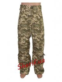 Новая форма ВСУ (костюм) тк. Rip-Stop мод. 2015г-9