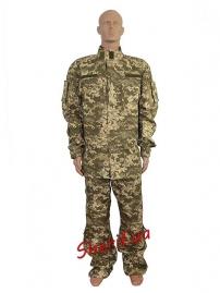 Новая форма ВСУ (костюм) тк. Rip-Stop мод. 2015г