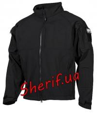Куртка Soft Shell Liberty Max Fuchs Black