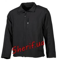 Куртка Soft Shel Lusen Max Fuchs Black