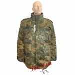 Куртка MIL-TEC  М65 с подкладкой Flecktarn