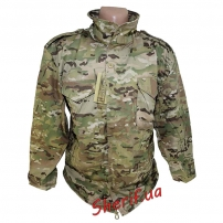Куртка MIL-TEC М65 US style MTP Multicam с подкладкой