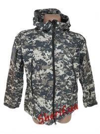 Куртка ML-Tactic Soft Shell ACU