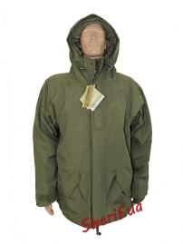 Куртка ветро-влагозащитная с флисовой подстежкой OD MIL-TEC