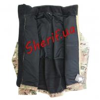 Куртка тактическая SCU14 SoftShell Multicam, 10864049-5