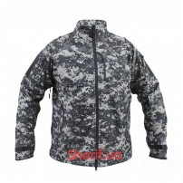 Куртка без капюшона Shark Skin Soft Shell ACU