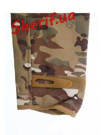 Куртка Shark Skin Soft Shell Multicam 7