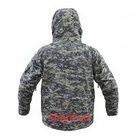 Куртка Shark Skin ветро-влагозащитная с флисовой подстежкой ACU-2