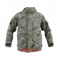 Куртка Shark Skin ветро-влагозащитная с флисовой подстежкой AT AU