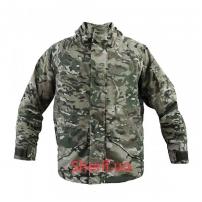 Куртка ML-Tactic ветро-влагозащитная с флисовой подстежкой Multicam