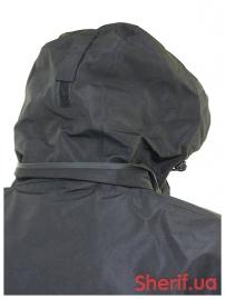 Куртка тактическая MIL-TEC Softshell PCU Black-3