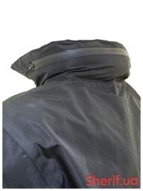 Куртка тактическая MIL-TEC Softshell PCU Black-4
