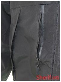 Куртка тактическая MIL-TEC Softshell PCU Black-10