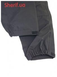 Куртка тактическая MIL-TEC Softshell PCU Black-8