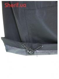 Куртка тактическая MIL-TEC Softshell PCU Black-9