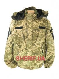 Куртка военная Digital ВСУ зимняя