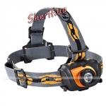 Фонарь светодиодный налобний Fenix HL30 R5 black&yellow
