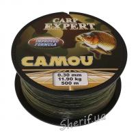 Леска Carp Expert Camou 0,30mm 11,90kg 500m