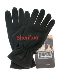 Перчатки флисовые Magnum Salmo Black