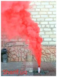 Дымный факел Красный 35сек