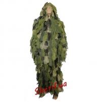 Маскхалат (маскировочный костюм) MIL-TEC Дубовый лист 3D (XL/XXL)