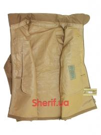 Куртка тактическая MIL-TEC Softshell PCU Coyote-10