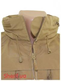 Куртка тактическая MIL-TEC Softshell PCU Coyote-4
