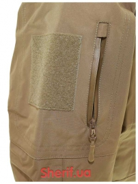 Куртка тактическая MIL-TEC Softshell PCU Coyote-6
