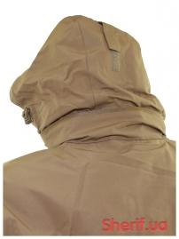 Куртка тактическая MIL-TEC Softshell PCU Coyote-5