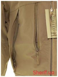 Куртка тактическая MIL-TEC Softshell PCU Coyote-7