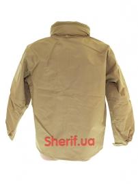 Куртка тактическая MIL-TEC Softshell PCU Coyote-2