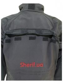 Куртка демисезонная MIL-TEC Softshell Plus 10859002-3