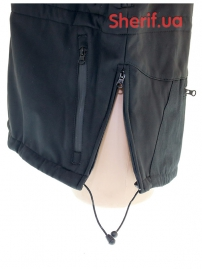 Куртка демисезонная MIL-TEC Softshell Plus 10859002-7