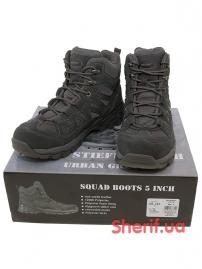 Ботинки MIL-TEC Squad 5 inch, Urban Grey-3