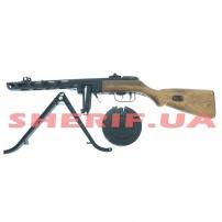 Макет пистолет-пулемета Шпагина (ММГ-макет массо-габаритный)