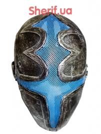 Маска FMA Wire Mesh Cross the king Mask Silver