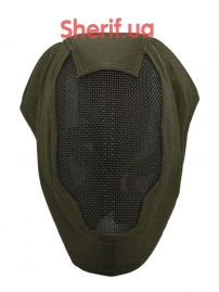 Маска Strike Steel All Face Olive