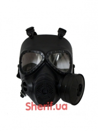 Маска Toxic Style Fan Airsoft Black