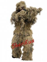 Маскхалат (маскировочный костюм) MIL-TEC Снайпер Desert