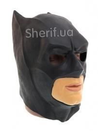 Маска резиновая Бетмен