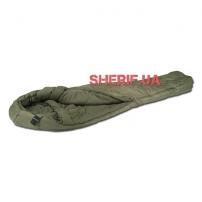 Мешок спальный 2-слойный 3D Hollowfibre, олива