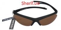 Очки поляризационные (коричневые) Mistrall АМ-6300024
